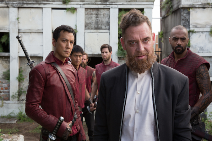 Into the Badlands 5