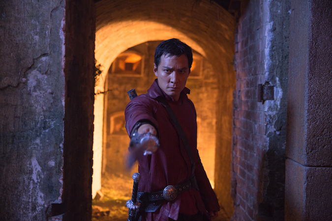 Into the Badlands 10